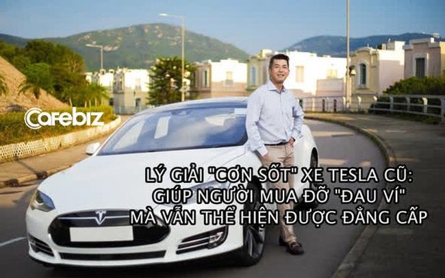 """Sự thật phía sau trào lưu săn lùng Tesla """"hàng si-đa"""" của giới trẻ Trung Quốc: Xế hiệu, giá tốt, dễ lên đời xe để ra oai như smartphone!"""