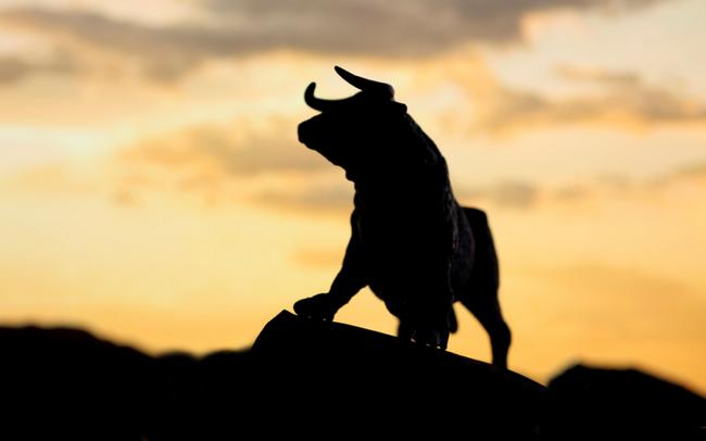 """Cổ phiếu """"Bank, chứng, thép"""" hồi phục mạnh, VN-Index bứt phá hơn 14 điểm với thanh khoản sụt giảm"""
