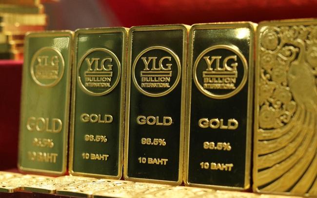 Giá vàng tại Thái Lan tăng vọt do Covid-19