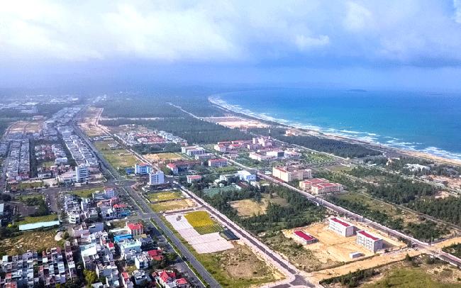 Điểm danh dự án BĐS đủ điều kiện khai thác kinh doanh và chưa đủ điều kiện huy động vốn tại Phú Yên