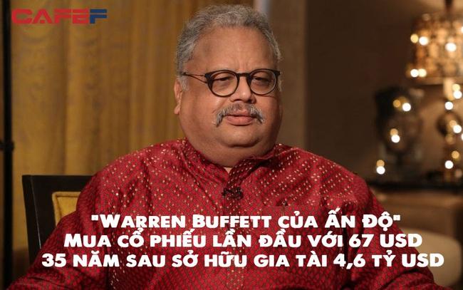 """Từ vốn liếng 67 đô cho đến khối tài sản 4,6 tỷ USD hoàn toàn nhờ vào chứng khoán, """"Warren Buffett của Ấn Độ"""" nhấn mạnh: Đừng bao giờ chọn ngắn hạn!"""