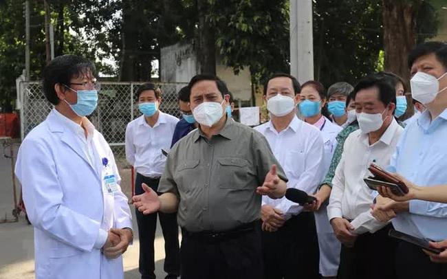 Bộ Y tế trình Thủ tướng chỉ thị mới về phòng, chống dịch Covid-19