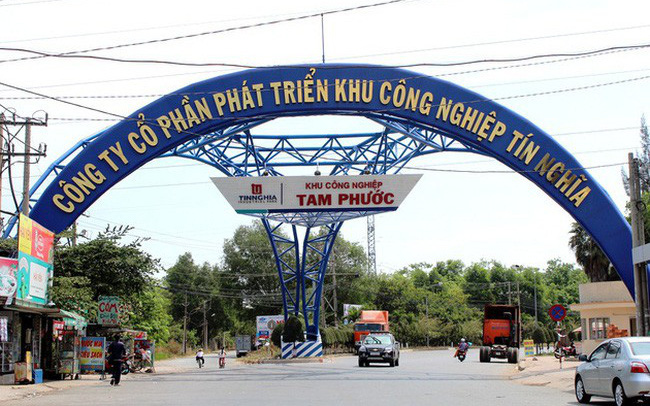 Khu công nghiệp Tín Nghĩa (TIP): Sắp phát hành 39 triệu cổ phiếu với giá 25.000 đồng/cp