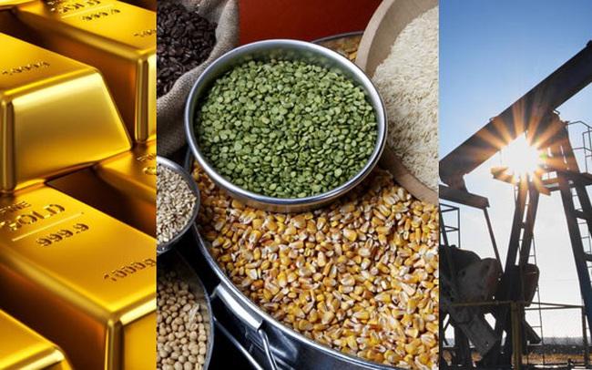 Thị trường ngày 16/7: Giá vàng, bạch kim cao nhất 1 tháng; gạo Việt Nam thấp nhất 1 năm; đồng, sắt thép đồng loạt tăng