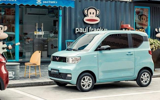 Ô tô điện Trung Quốc bán chạy nhất thế giới giá 100 triệu: Bán 1 chiếc lãi hơn 300 nghìn
