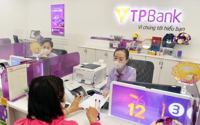 TPBank tiếp tục giảm mạnh lãi suất cho vay đến hết năm 2021