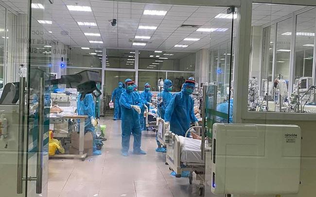 Bộ Y tế công bố 18 ca tử vong do COVID-19 từ ngày 8/7 – 14/7