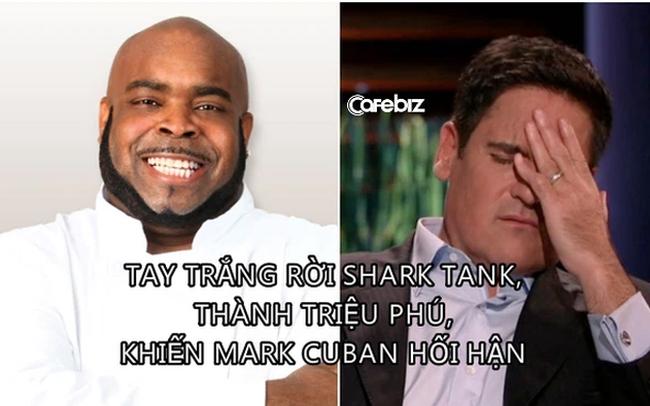 Startup khiến Mark Cuban hối tiếc nhất: Không được 'cá mập' nào đầu tư, founder thành triệu phú, là một trong những doanh nhân thành công nhất Shark Tank