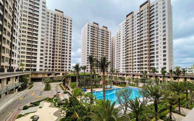 Căn hộ trung cấp tiếp tục hấp thụ tốt trên thị trường bất động sản