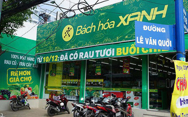 Quy mô 1.851 điểm bán và tập trung tại Tp.HCM cùng các tỉnh phía Nam, Bách Hoá Xanh đề nghị được giảm 50% chi phí mặt bằng trong 1 năm