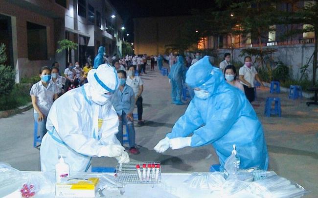 Thêm 4 công nhân nhiễm SARS-CoV-2, Đà Nẵng tạm phong tỏa 4 công ty ở KCN Hòa Khánh