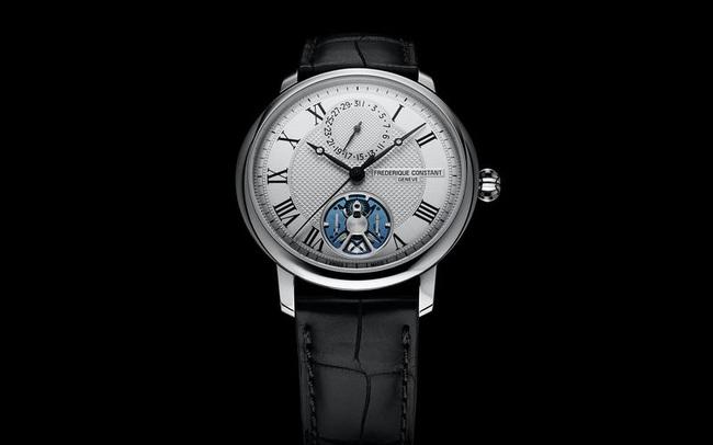 Giải mã chiếc đồng hồ thú vị của Frederique Constant với 288.000 nhịp mỗi giờ