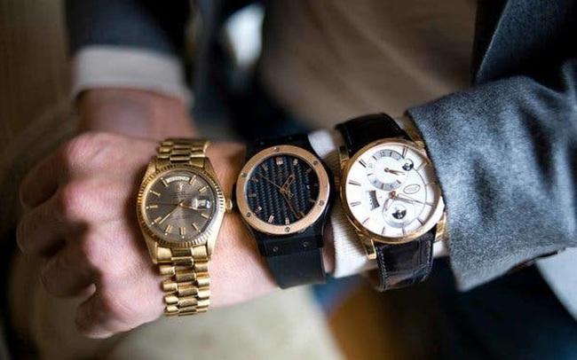 Từ Rolex đến Audemars Piguet: Đây là những khoản đầu tư xứng đáng nhất cho người đam mê đồng hồ đẳng cấp!