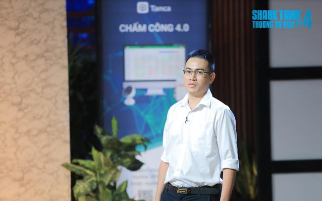 """Startup chấm công bằng GPS và nhận diện khuôn mặt định giá 5 triệu USD, không chịu nhượng bộ Shark Bình khiến Shark gọi là """"kẻ đào mỏ trên Shark Tank"""""""