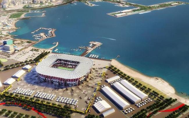 Choáng với độ chịu chơi của Qatar: Xây sân vận động mới để tổ chức 7 trận đấu World Cup 2022, sau đó bị tháo bỏ
