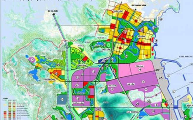 Thanh Hoá duyệt nhiệm vụ quy hoạch 2 khu đô thị rộng hơn 1.000ha