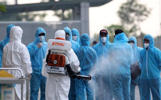 Trưa 19/7, Hà Nội tiếp tục thêm 17 ca dương tính SARS-CoV-2 ở 6 quận, huyện