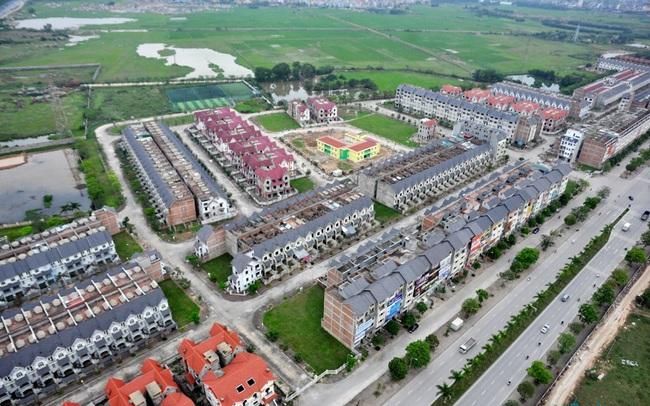Đây là khu vực vùng ven Hà Nội có mức giá tăng mạnh nhất trong thời gian qua