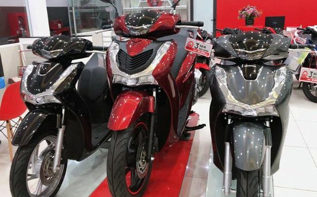 Honda Việt Nam bất ngờ tăng giá đồng loạt Wave, Lead, Air Blade, SH