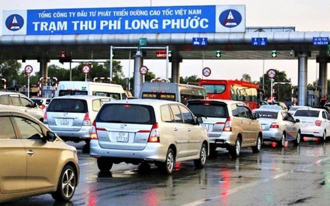 Dừng thu phí dự án BOT 19 tỉnh phía Nam từ hôm nay