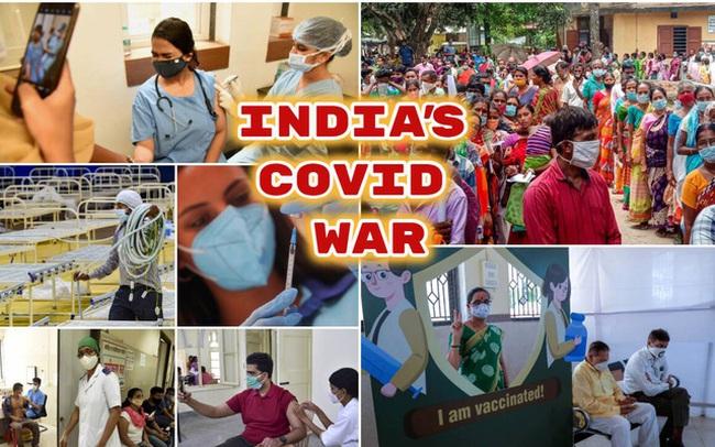 """Điều gì đưa Ấn Độ ra khỏi """"địa ngục Covid-19"""" dù tỉ lệ tiêm chủng rất thấp: Công thức hóa ra vô cùng quen thuộc"""