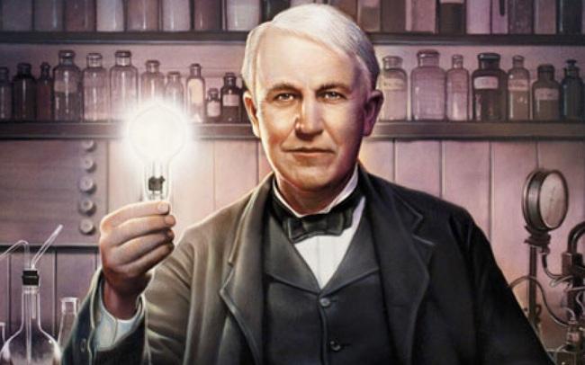 Không chỉ là nhà khoa học vĩ đại nhất thế giới, Thomas Edison hóa ra còn vô cùng cao tay trong kinh doanh: Ngay cả phát minh bóng đèn cũng chẳng phải một sự tình cờ