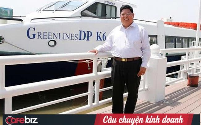 Ông chủ đứng sau đoàn tàu cao tốc 5 sao chở hàng từ miền Tây đến Sài Gòn: Doanh nhân đắm đuối với biển, người làm ra bia Hoàng Sa - Trường Sa gây sốt một thời