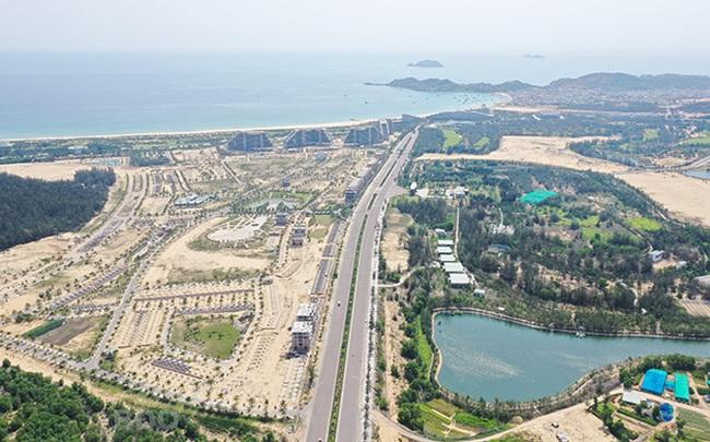 Bình Định xin ý kiến Bộ Xây dựng triển khai dự án nghỉ dưỡng có sân golf rộng 1164ha