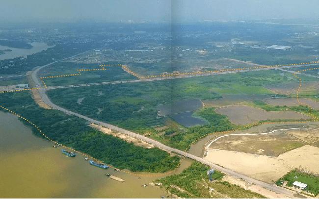 Nam Long (NLG): LNST nửa đầu năm tăng 131% lên 412 tỷ đồng, đóng góp chính nhờ dự án Waterfront Đồng Nai