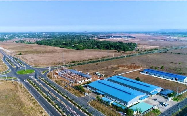 Nguồn cung đất khu công nghiệp mới vẫn tăng trưởng