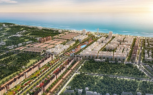 Duyệt điều chỉnh quy hoạch cục bộ 1/500 dự án hơn 1 tỷ USD của Sun Group