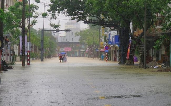 Bão số 3 đã suy yếu thành áp thấp nhiệt đới, gây mưa lớn ở Bắc Bộ và Trung Bộ