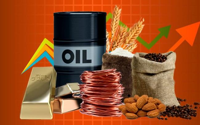 Thị trường ngày 22/7: Giá dầu tăng hơn 4%, vàng thấp nhất một tuần, cà phê cao nhất 6,5 năm