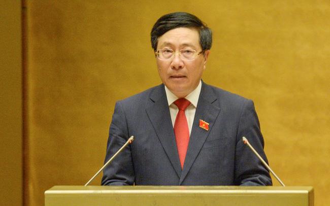 Phó Thủ tướng Phạm Bình Minh nêu 8 trọng tâm của Chính phủ trong những tháng cuối năm 2021