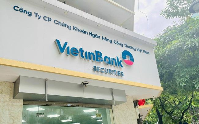 Vietinbank Securities (CTS) lãi ròng 6 tháng đạt 167 tỷ đồng, gấp gần 17 lần cùng kỳ, hoàn thành vượt kế hoạch năm
