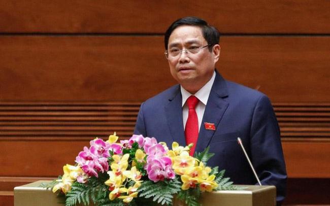 Thủ tướng Phạm Minh Chính trình Quốc hội giữ nguyên cơ cấu tổ chức Chính phủ nhiệm kỳ tới