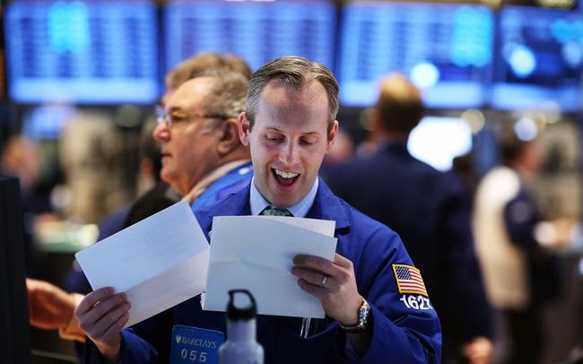 Chứng khoán Mỹ khởi sắc 3 phiên liên tiếp nhờ cổ phiếu công nghệ