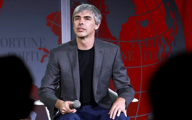 """Hơn 1 năm không tung tích, đồng sáng lập Google Larry Page đã """"ra đảo"""" sống ẩn dật?"""