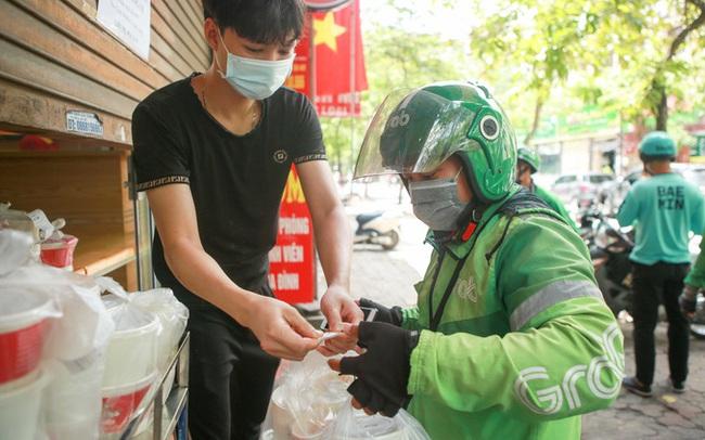 Giám đốc sở GTVT Hà Nội: Các shipper trên địa bàn thành phố sẽ tạm dừng hoạt động