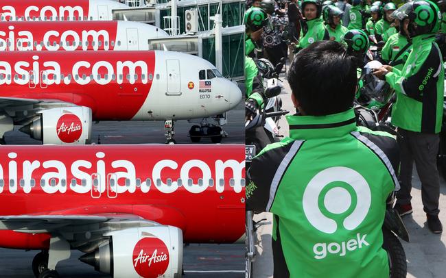 Sau khi thâu tóm thành công Gojek tại Thái Lan, AirAsia tiếp tục tìm các thương vụ tại Việt Nam, Philippines?