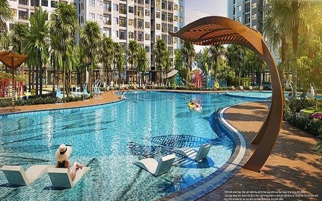 """Khám phá đặc quyền nghỉ dưỡng đậm """"chất"""" Mỹ tại dự án The Miami phía Tây Hà Nội"""