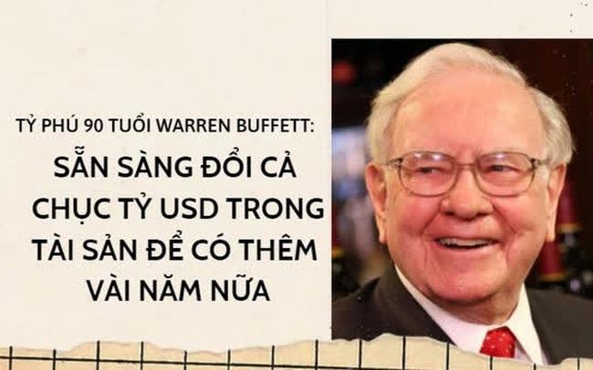 Được hỏi 'Làm gì để giàu như ông?' Warren Buffett từng nhắc ngay đến 'kỳ quan thứ 8 của nhân loại', câu trả lời đến giờ vẫn hiệu quả