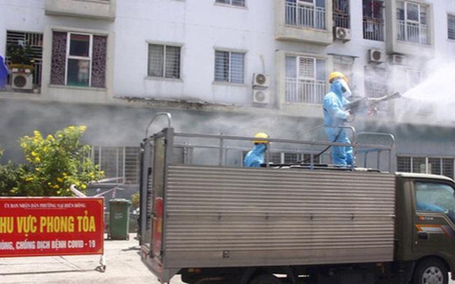 Việt Nam ghi nhận 7.968 ca mắc COVID-19 trong ngày 24/7, TP.HCM có 5.396 bệnh nhân