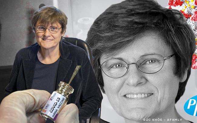 """Câu chuyện về Kariko Katalin - Người phụ nữ """"cả thế giới biết ơn"""" nhờ đưa công nghệ mRNA vào điều chế vaccine COVID-19 Pfizer và Moderna"""