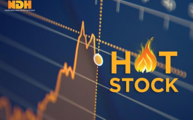 Một cổ phiếu tăng 104% sau một tuần