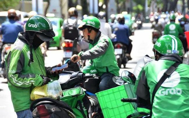 Shipper công nghệ dừng toàn bộ hoạt động tại Hà Nội