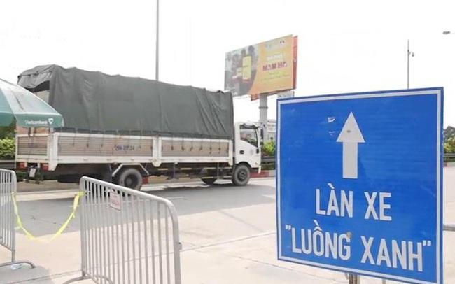 21 Sở GTVT hỗ trợ cấp thẻ 'luồng xanh' giảm tải cho Hà Nội