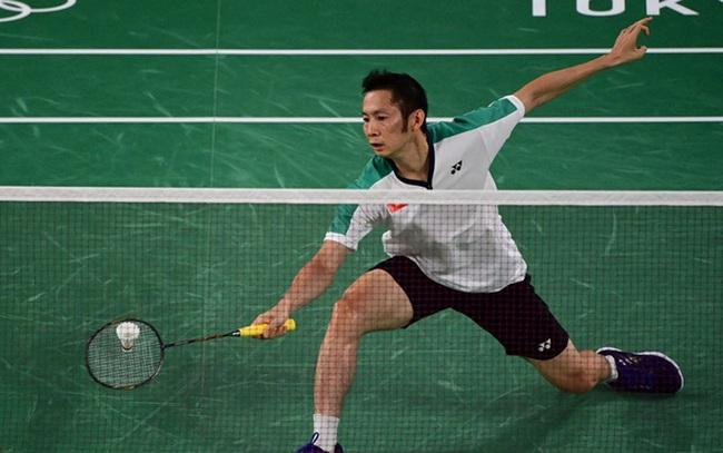 """Tay trắng tại Olympic Tokyo 2020, lão tướng cầu lông Nguyễn Tiến Minh: """"Còn cầm được vợt là còn hạnh phúc"""""""