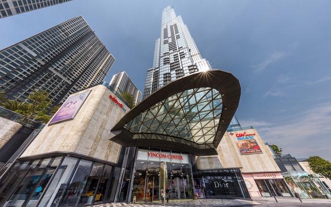 Vincom Retail (VRE) lãi 1.169 tỷ đồng nửa đầu năm, tăng 40%