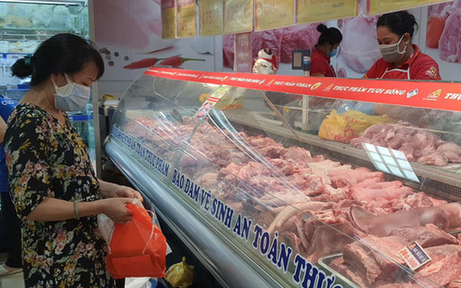 Vissan thông báo tiếp tục cung ứng thực phẩm tươi sống tại thị trường TP.HCM